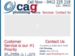 View More Information on CAG Plumbing