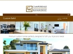 View More Information on Camporeale & Klemm Built