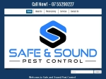 View More Information on Safe & Sound Pest Control, Runaway Bay