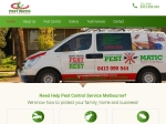View More Information on Pest Matic Pest Control, Melbourne