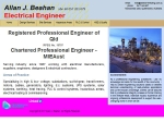 View More Information on Beahan Electrical Engineer