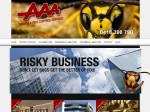 View More Information on AAA Termite & Pest Control Services