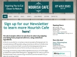 View More Information on Nourish Cafe