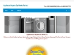 View More Information on Works Perfect Appliance Services