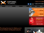 View More Information on Xceptional Plumbing
