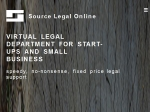 View More Information on Source Legal Solution