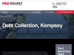 View More Information on Pro-Collect Pty Ltd