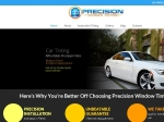 View More Information on Precision Window Tinting