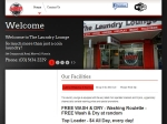 View More Information on The Laundry Lounge Coin Laundry