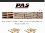 View More Information on Pallets And Skids, Melbourne