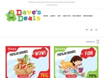 View More Information on Daves Deals