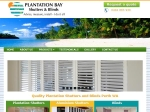 View More Information on Plantation Bay Shutters