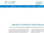 View More Information on Construction Trade Industry Lawyers