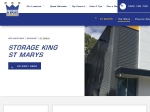 View More Information on Storage King, St Marys