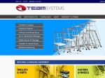 View More Information on Team Systems, Campbellfield