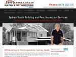 View More Information on Building And Pest Inspections, Sydney South