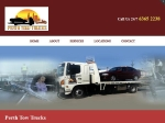 View More Information on Perth Tow Trucks