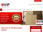 View More Information on VIP Removalists Sydney
