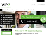 View More Information on VIP Electrician Sydney