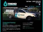 View More Information on Trend Plumbing & Gasfitting