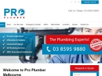 View More Information on Pro Plumber Melbourne
