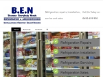 View More Information on Ben Refrigeration