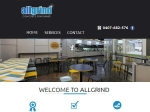 View More Information on Allgrind Concrete Finishing Pty Ltd
