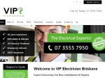 View More Information on VIP Electrician Brisbane