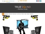 View More Information on True Sound Productions