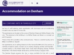 View More Information on Accommodation on Denham