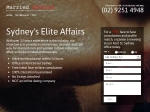 View More Information on Married Affairs Sydney
