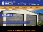 View More Information on Superior Sheds, Malaga