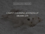 View More Information on Carpet Cleaning Joondalup