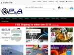 View More Information on P&A Engineering Supplies