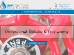 View More Information on G & P Solutions