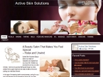 View More Information on Active Skin Solutions Beauty Salon