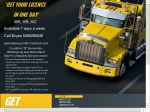 View More Information on Get Trucked Driving School