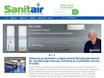 View More Information on Sanitair, Tweed Heads