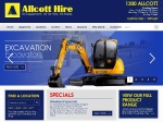 View More Information on Allcott Hire