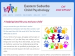 View More Information on Eastern Suburbs Child Psychology