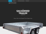 View More Information on The Galvanised Trailer Company