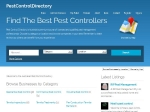 View More Information on Pest Control  Directory