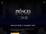 View More Information on Princes Of The Night
