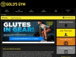 View More Information on Gold's Gym, Miranda