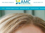 View More Information on AMC Training & Consulting