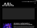 View More Information on ASL Systems