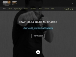 View More Information on Krav Maga Global - Orange