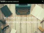 View More Information on Wordplay Editing Services