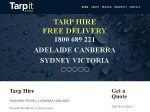 View More Information on Tarp-It Australia, Canberra