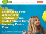 View More Information on Thrive Early Learning Centre